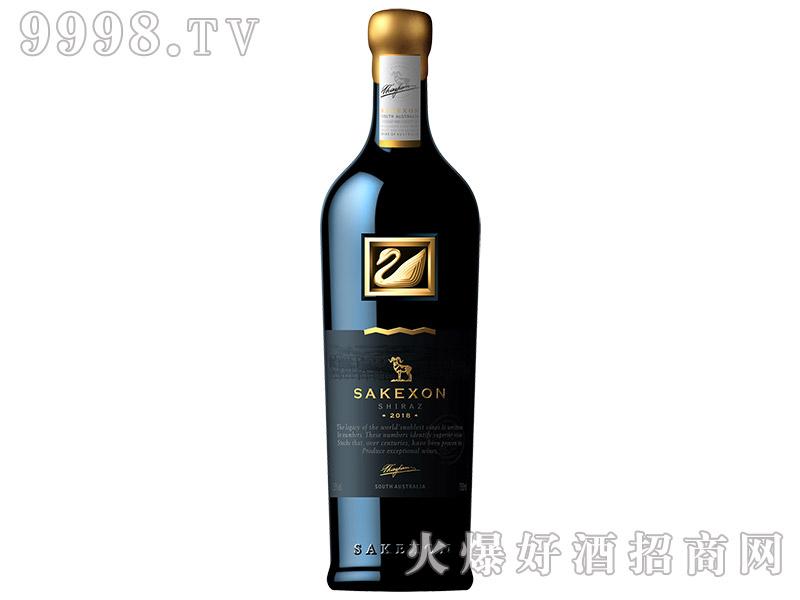 撒克逊金天鹅干红葡萄酒