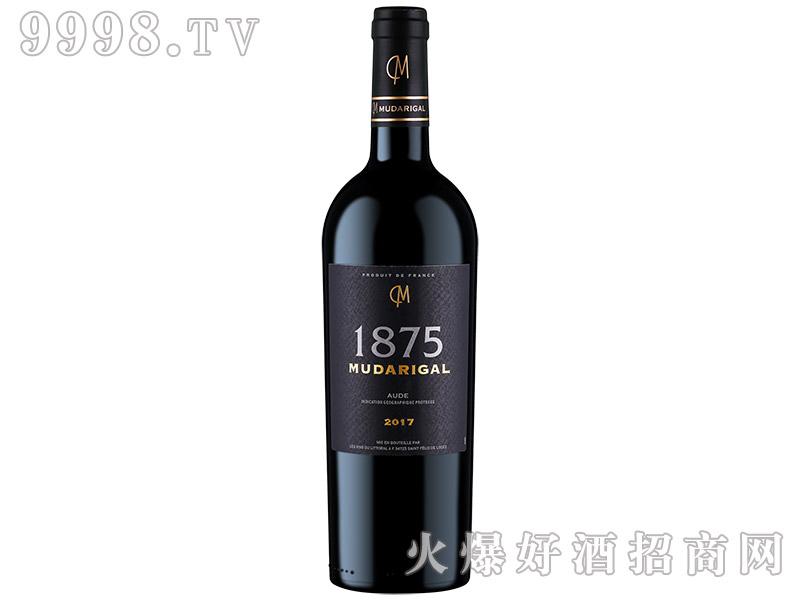 张裕木歌1875干红葡萄酒