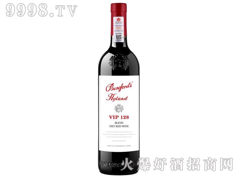 奔富海兰酒庄VIP128干红葡萄酒